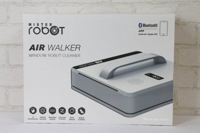 Mister Robot AIR WALKER Box Front