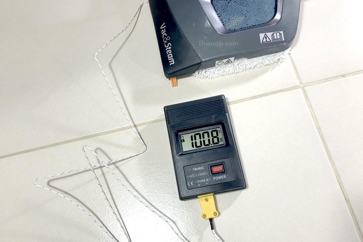 bissell-vac-and-steam-foot-underside-temperature