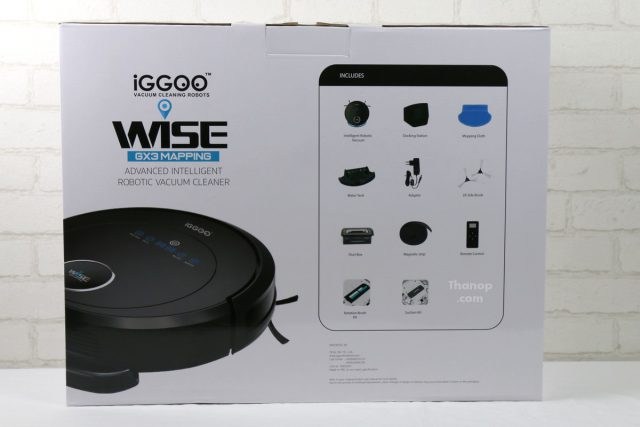 iGGOO WISE Box Rear