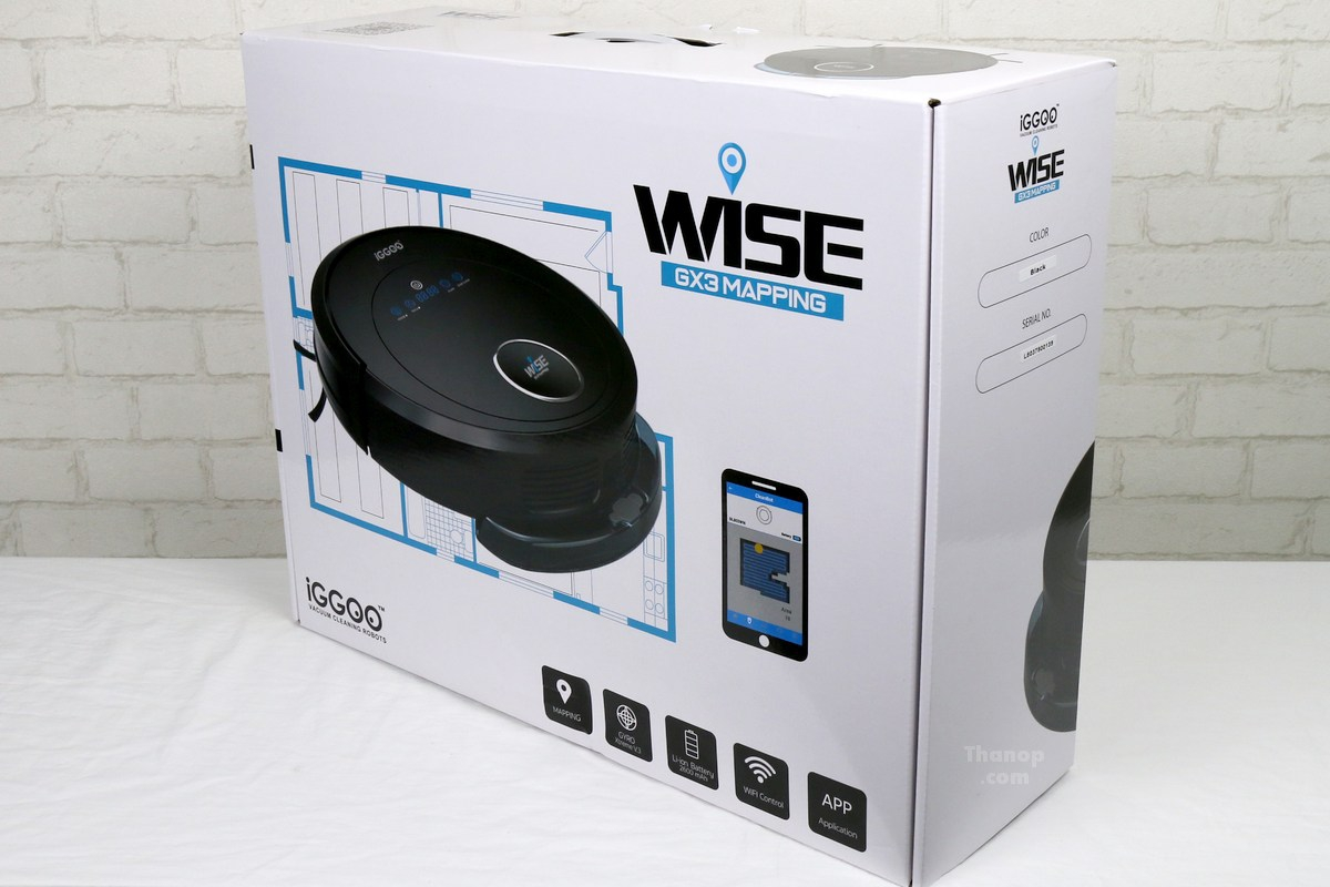 iGGOO WISE Box