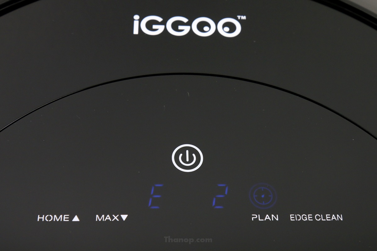iGGOO WISE LED Display and Touch Key