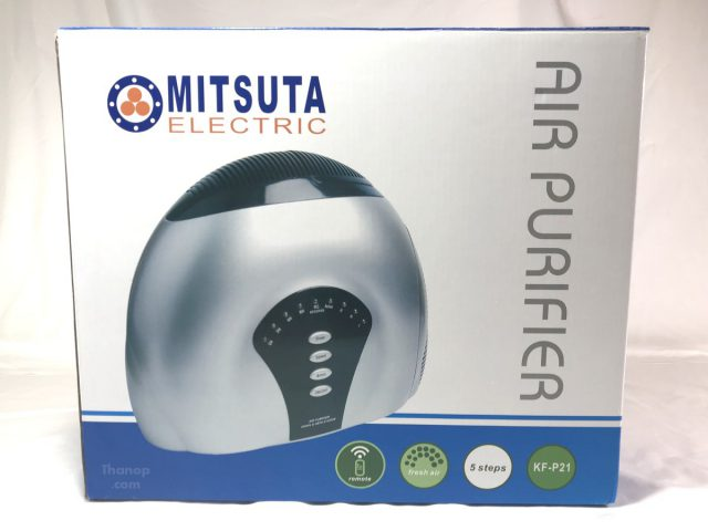 MITSUTA MAP300 (KF-P21) Box Front and Rear