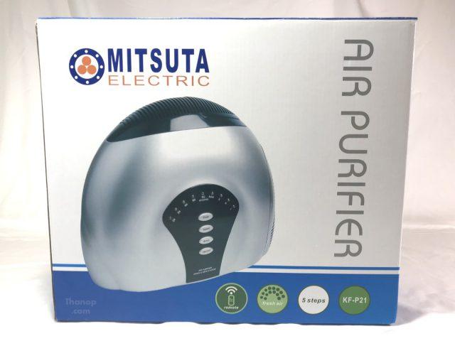 MITSUTA KF-P21 Box Front and Rear