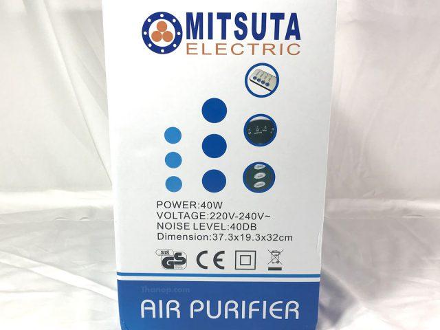 MITSUTA KF-P21 Box Left and Right