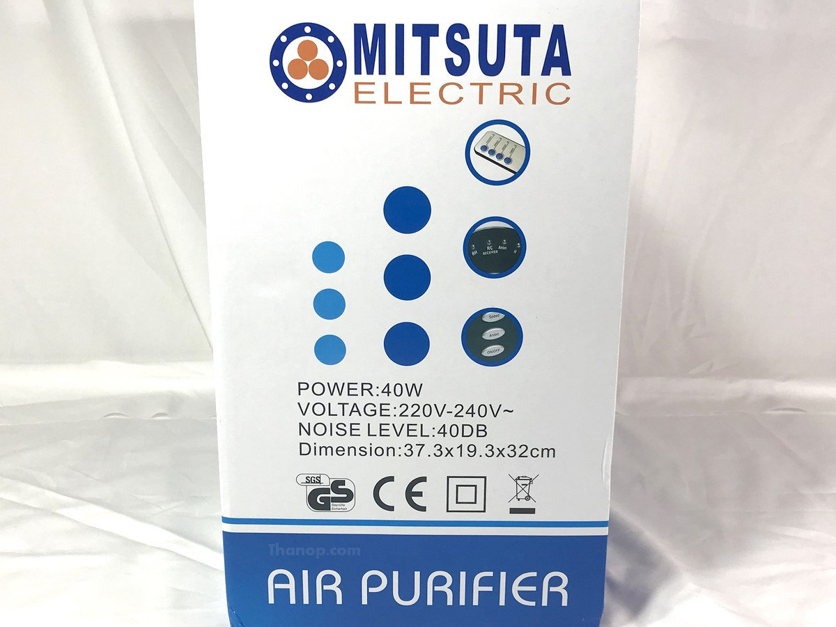 MITSUTA ELECTRIC Logo