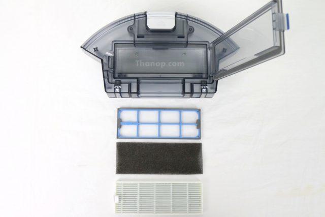 Mister Robot Hybrid Camera Map Component Dustbin
