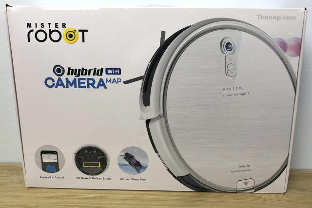 Mister Robot Hybrid Camera Map Wi-Fi Box Front