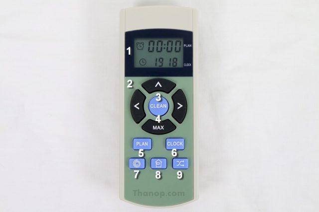 iBOT i900 Hybrid Dibea Component Remote Control