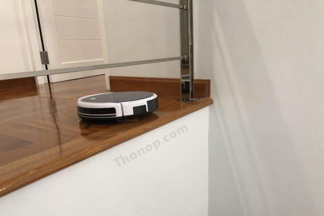 iBOT i900 Hybrid Dibea Floor Sensor Test