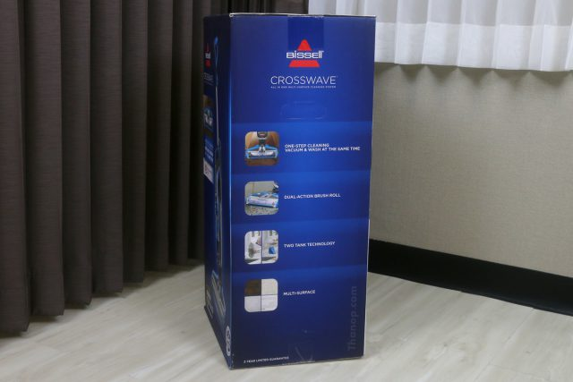 BISSELL CrossWave Box Right