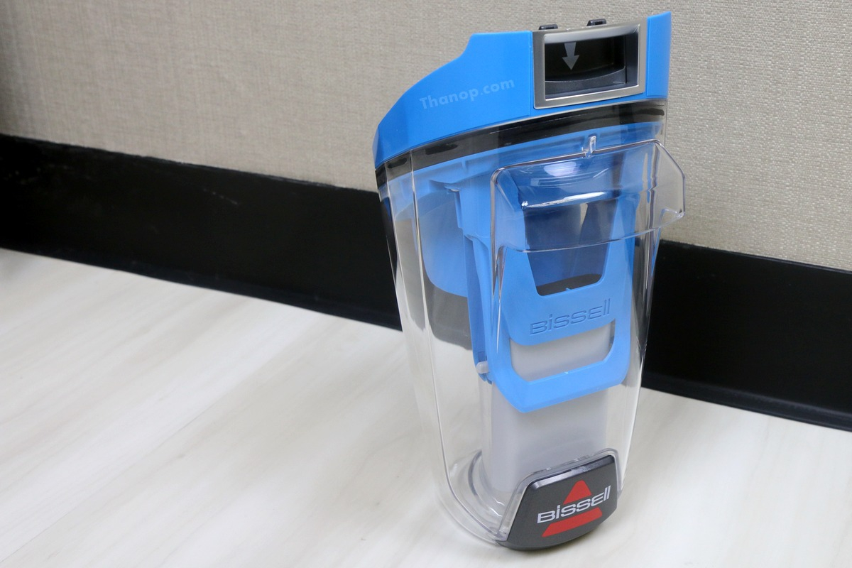 BISSELL CrossWave Water Tank Dirty