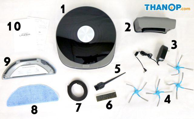 AUTOBOT Lazer Component