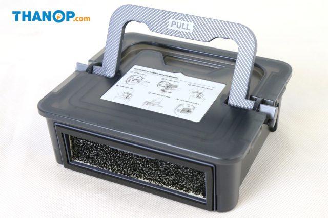 AUTOBOT Lazer Dustbin