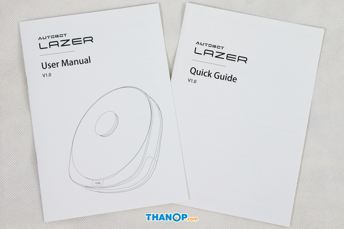 AUTOBOT Lazer User Manual