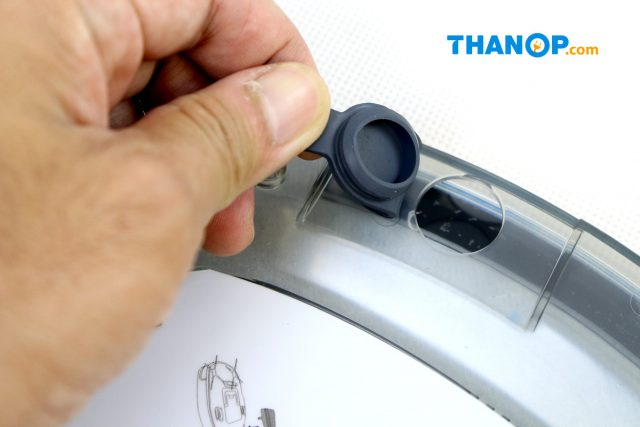 AUTOBOT Lazer Water Tank Fill Cap Opening