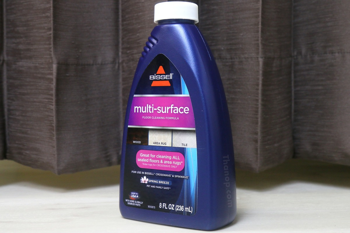 BISSELL CrossWave Multi-Surface Floor Cleaning Formula Front