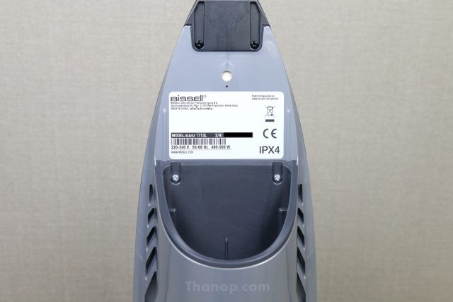 BISSELL CrossWave Rear Label