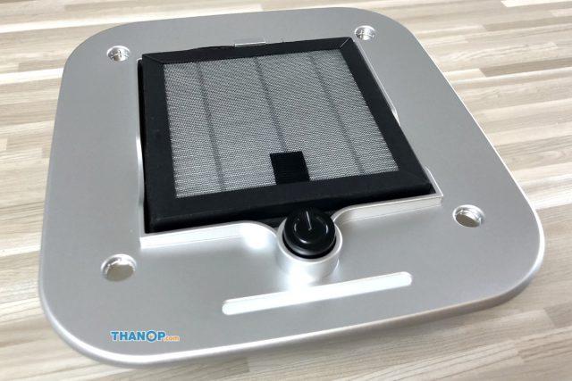 CONOCO Car Air Purifier S1 Air Filter Installed