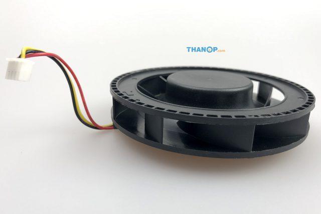 CONOCO Car Air Purifier S1 Fan Side