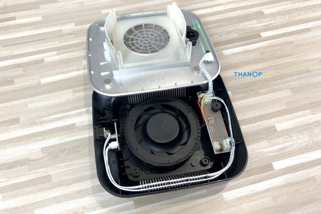 CONOCO Car Air Purifier S1 Inside