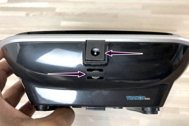 CONOCO Car Air Purifier S1 Rear