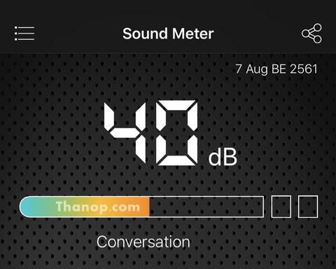 CONOCO Car Air Purifier S1 Soundtest High