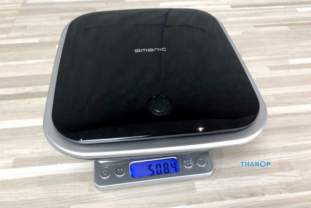 CONOCO Car Air Purifier S1 Weight