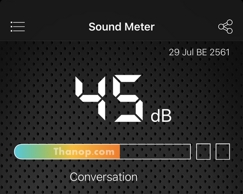 Dyson Supersonic Soundtest Lowest Level