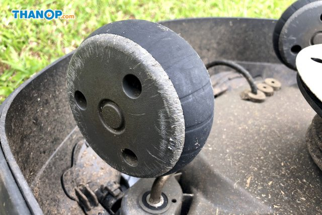 Robot Lawn Mower Caster Wheel