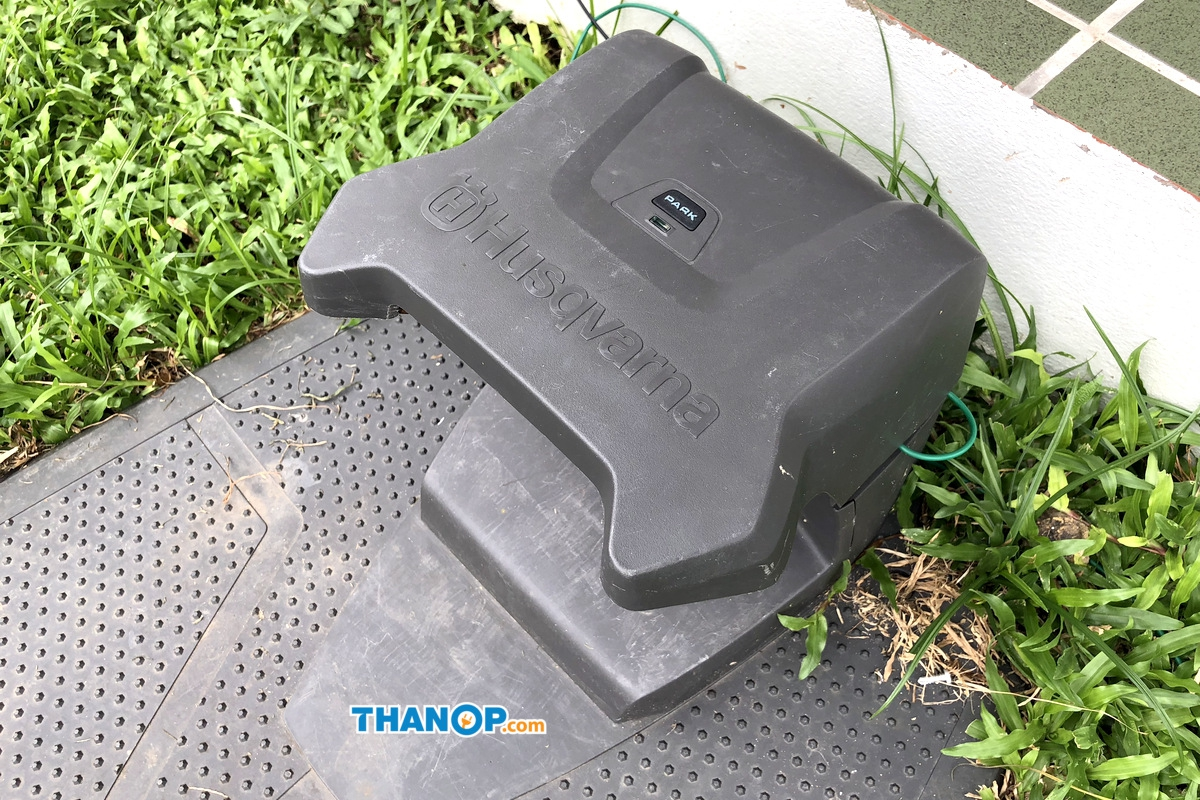 Robot Lawn Mower Charge Base Top Cover