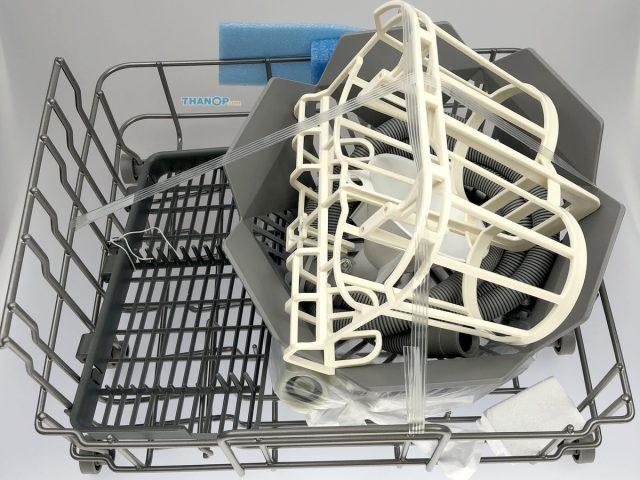 Mister Robot Home Dishwasher Accessory Set Front