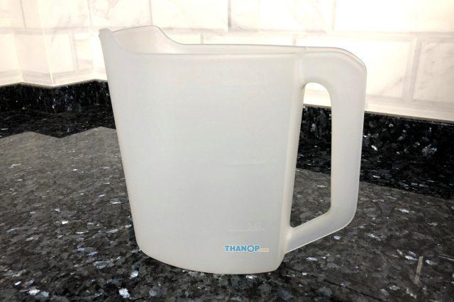 Mister Robot Home Dishwasher Measuring Jar
