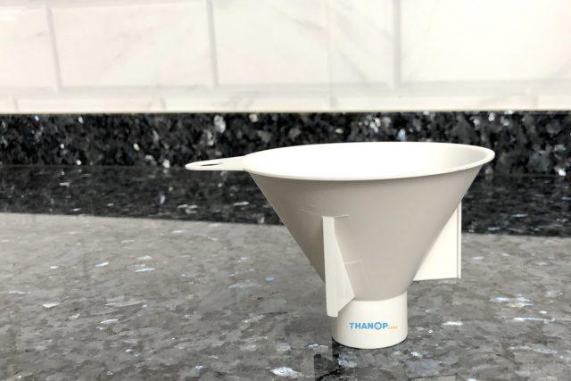 Mister Robot Home Dishwasher Salt Funnel
