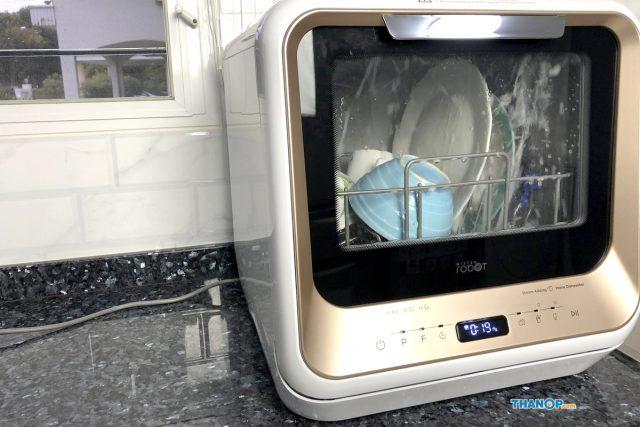 Mister Robot Home Dishwasher Washing Dish