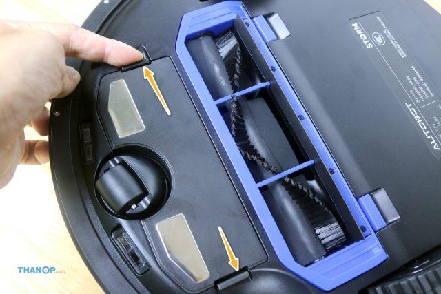 AUTOBOT Storm Battery Unlock