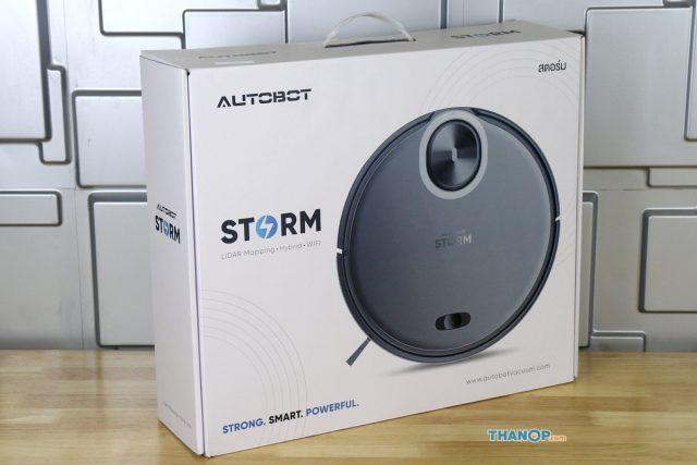 AUTOBOT Storm Box