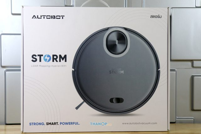 AUTOBOT Storm Box Front