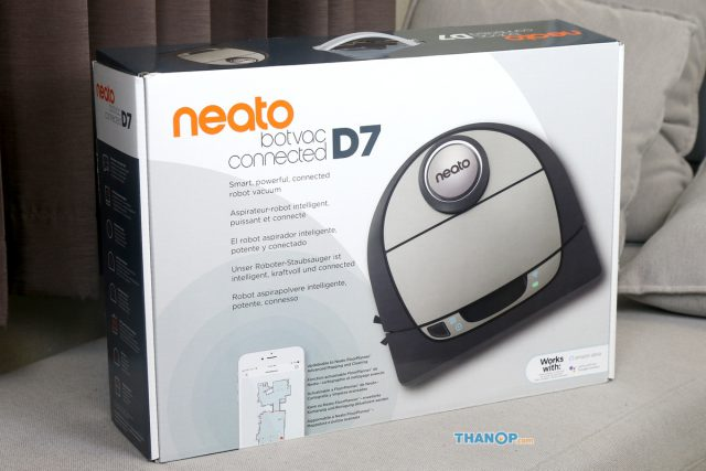 Neato Botvac D7 Connected Box
