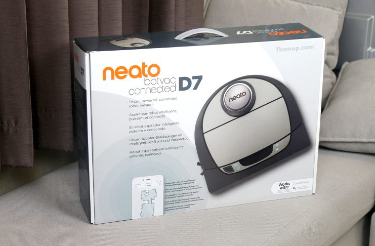 Neato Botvac D7 Connected Featured Image