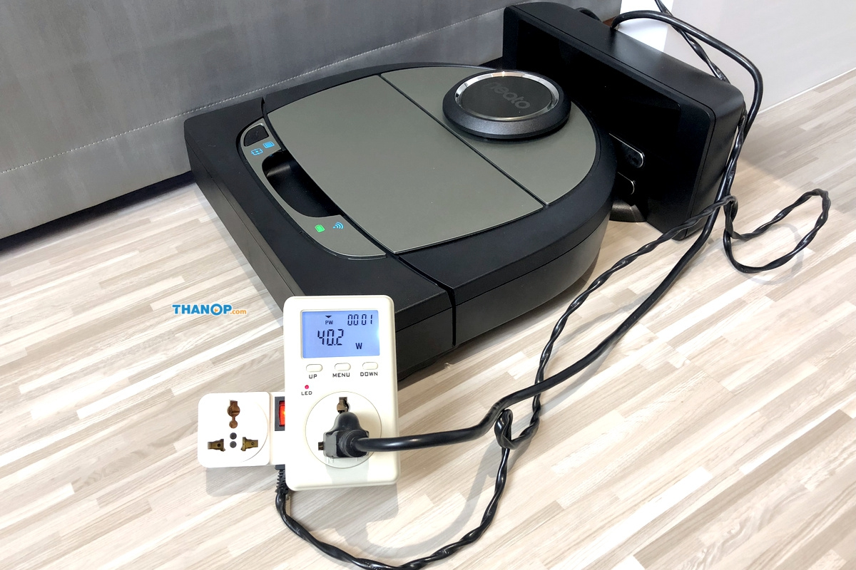 neato-botvac-d7-connected-power-consumption-when-charging