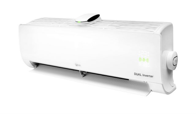 LG DUALCOOL with Air Purifying System