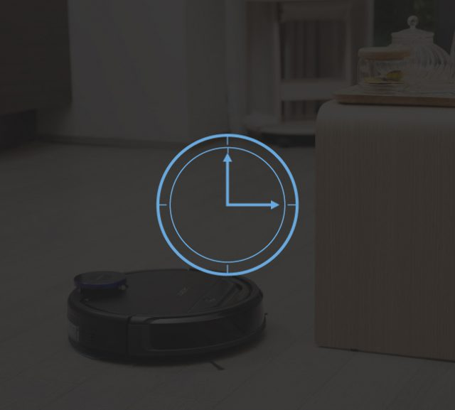 ECOVACS DEEBOT OZMO 930 Feature Cleaning Schedule