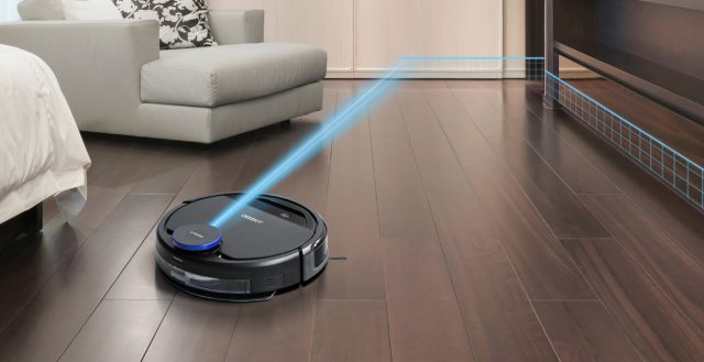 ECOVACS DEEBOT OZMO 930 Feature Smart Navigation 3.0
