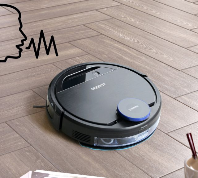ECOVACS DEEBOT OZMO 930 Feature Voice Reporting