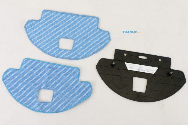 ECOVACS DEEBOT OZMO 930 Microfiber Cloth and Plate