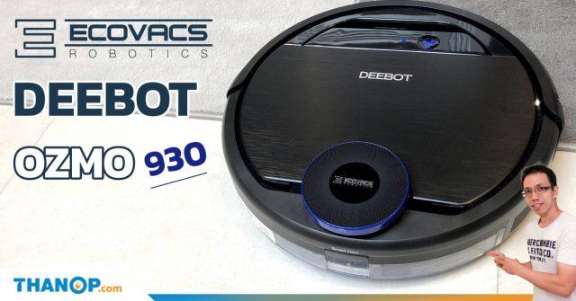 ECOVACS DEEBOT OZMO 930 Share
