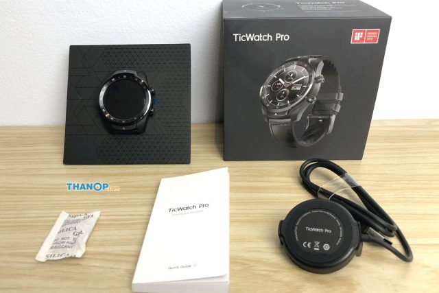 TicWatch Pro Component