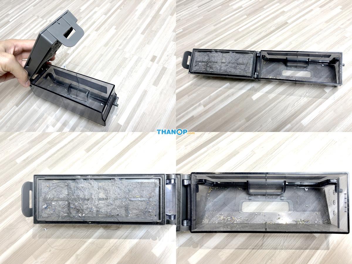 ecovacs-deebot-ozmo-930-dustbin-after-used