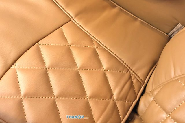RESTER ARENA EC-355A Feature High Quality PU Leather