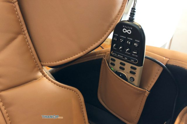 RESTER ARENA EC-355A Remote Control Leather Case